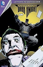 Legends of the Dark Knight (2012-2015) No.7