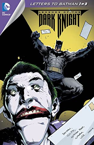 Legends of the Dark Knight (2012-2015) #7