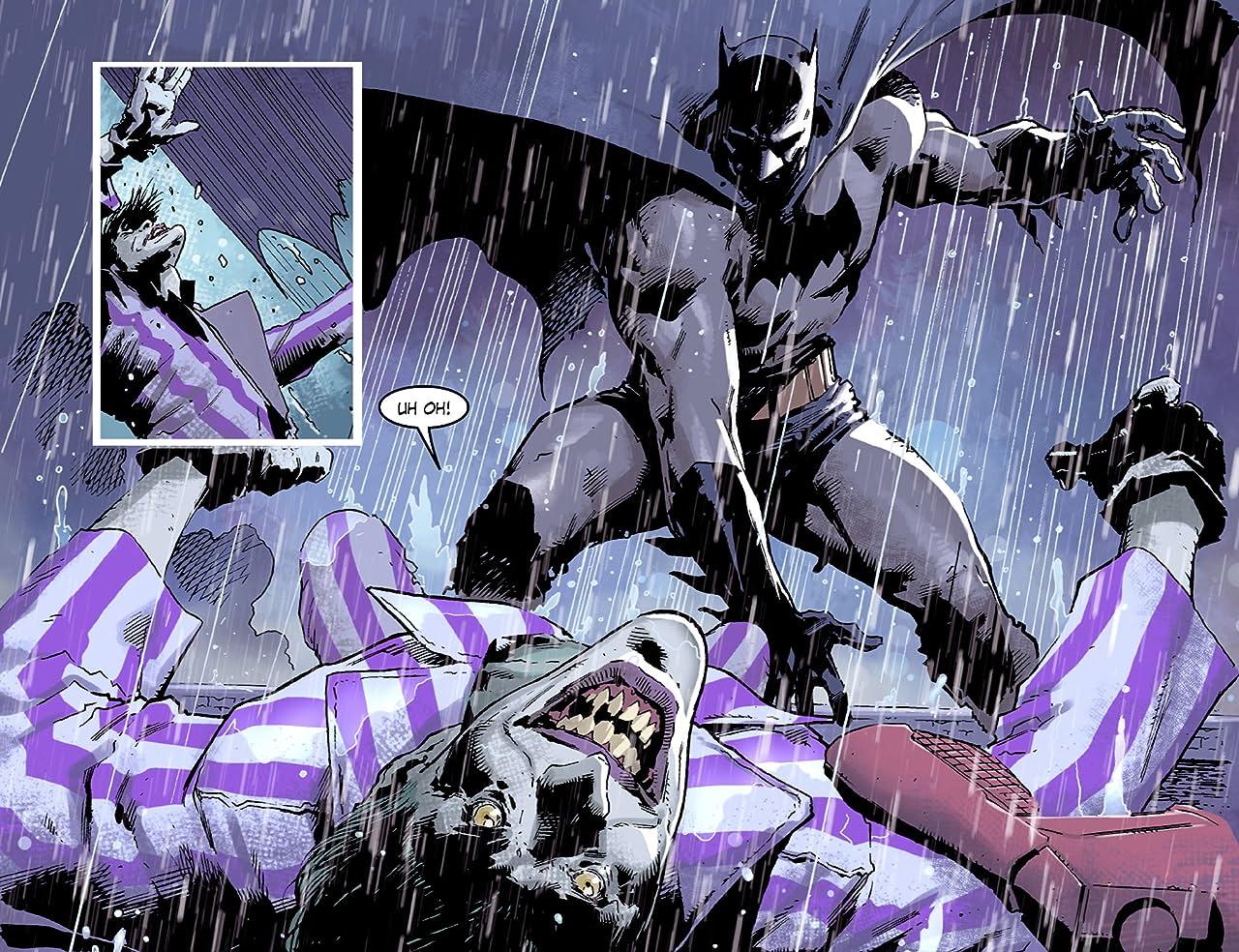 Legends of the Dark Knight (2012-2015) #7