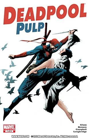 Deadpool Pulp #1 (of 4)