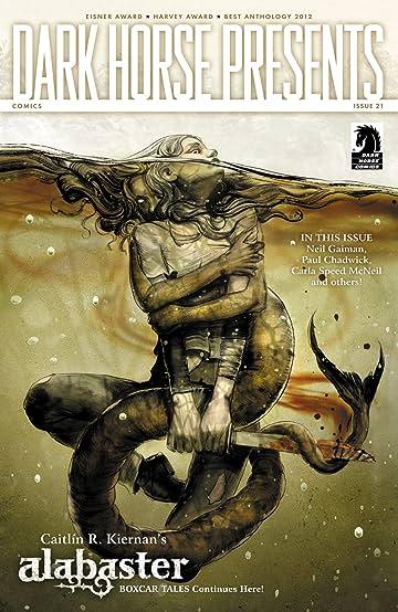 Dark Horse Presents #21