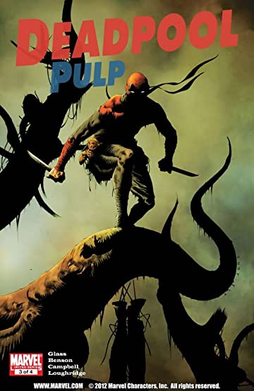Deadpool Pulp #3 (of 4)