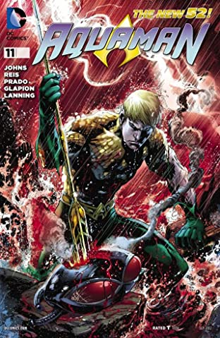 Aquaman (2011-2016) No.11