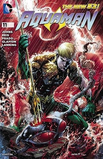 Aquaman (2011-2016) #11