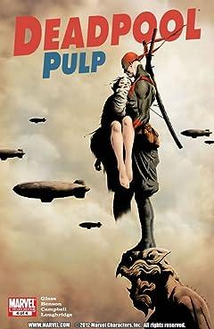 Deadpool Pulp #4 (of 4)