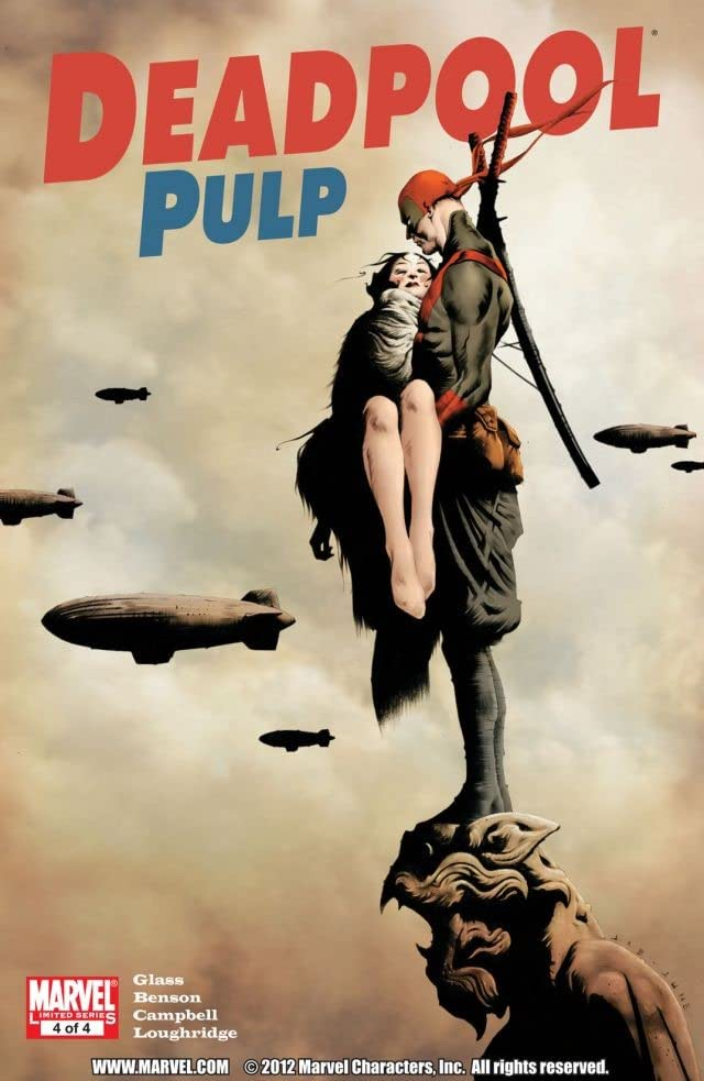 Deadpool Pulp #4 (of 4)