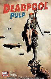 Deadpool Pulp #4