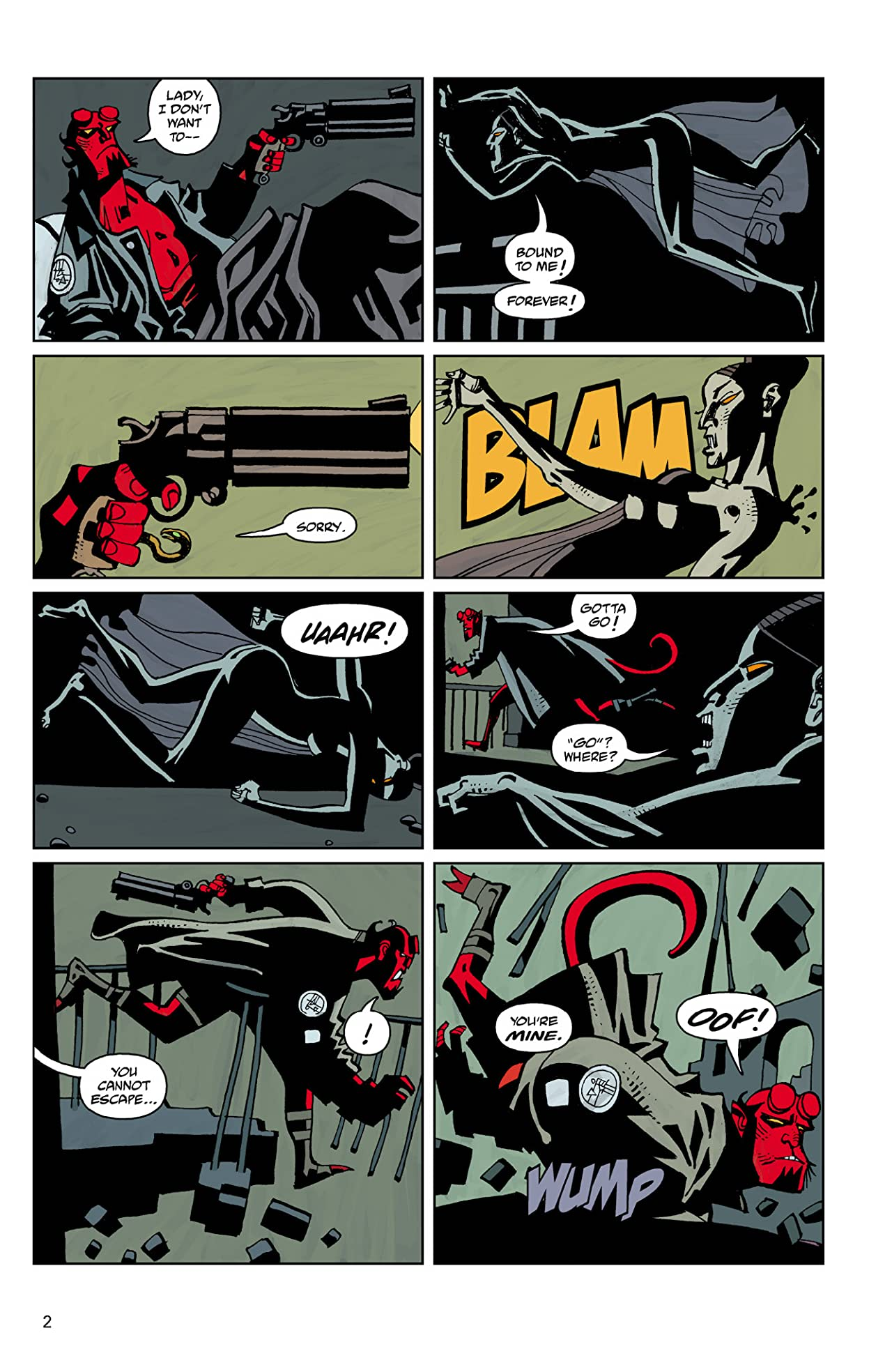 Dark Horse Presents #32