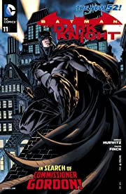 Batman: The Dark Knight (2011-2014) #11