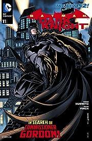 Batman: The Dark Knight (2011-2014) #11