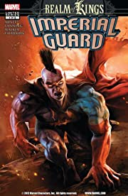 Realm of Kings: Imperial Guard #1 (of 5)