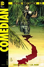 Before Watchmen: Comedian #2 (of 6)