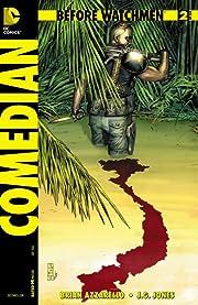 Before Watchmen: Comedian #2
