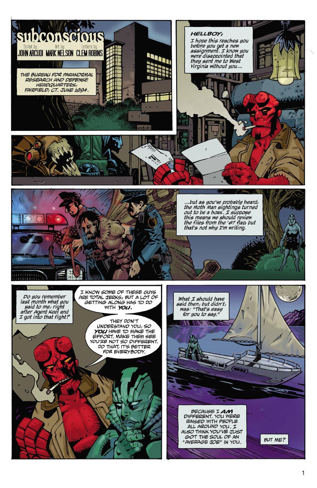 Dark Horse Presents 3 #11