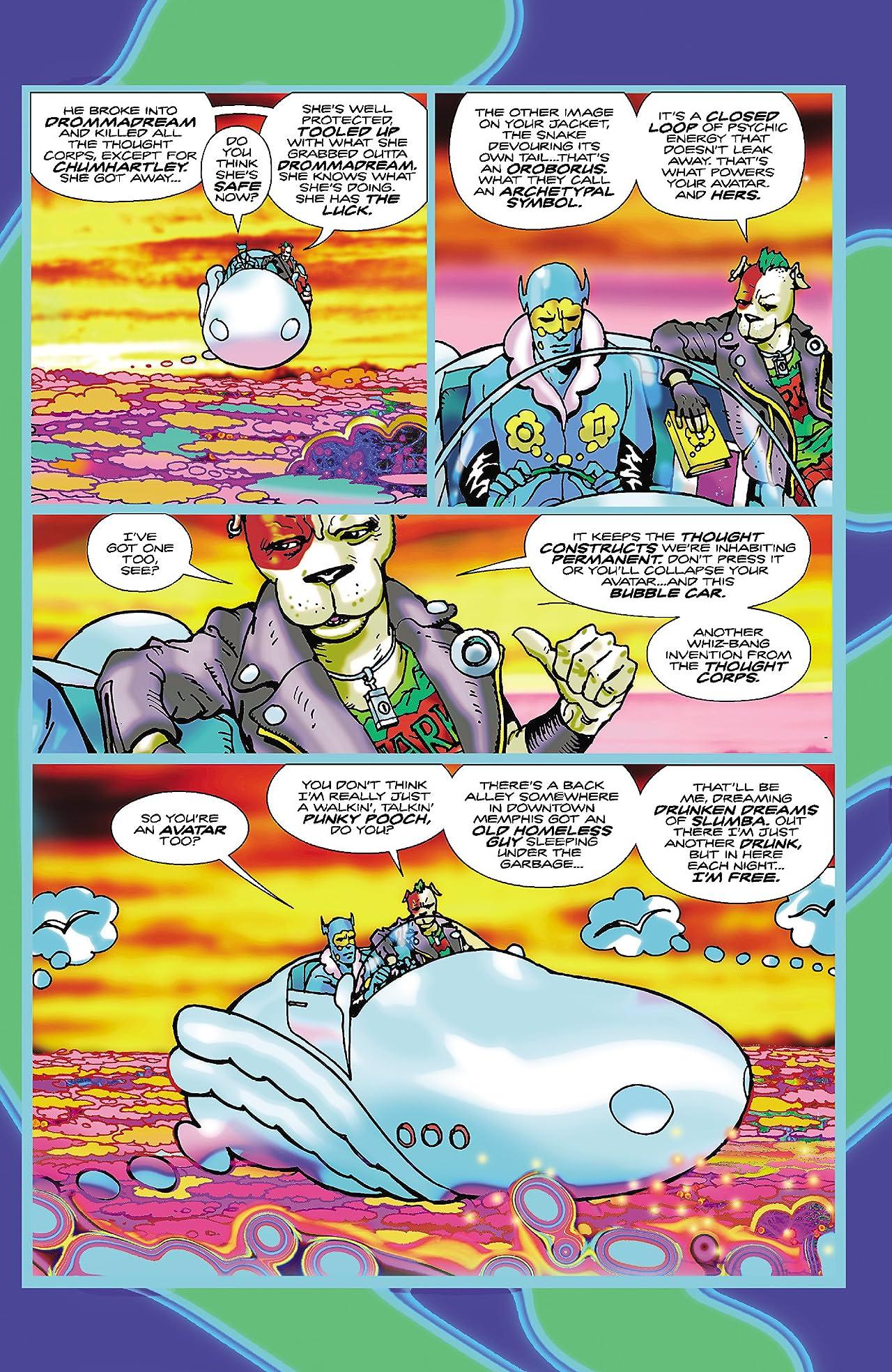 Dark Horse Presents 3 #3