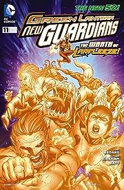 Green Lantern: New Guardians (2011-2015) #11