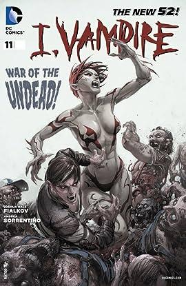 I, Vampire (2011-2013) #11