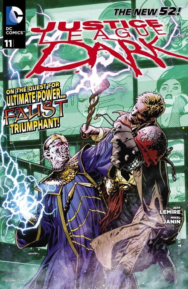 Justice League Dark (2011-2015) #11