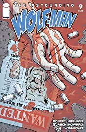 The Astounding Wolf-Man #9