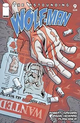 The Astounding Wolf-Man No.9