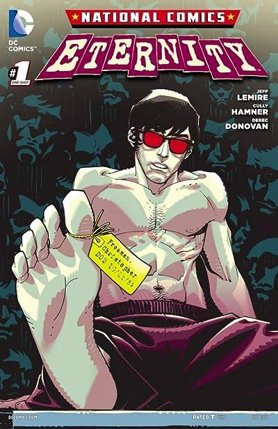National Comics: Eternity #1 - DC Entertainment