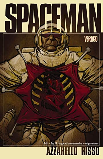 Spaceman #8 (of 9)
