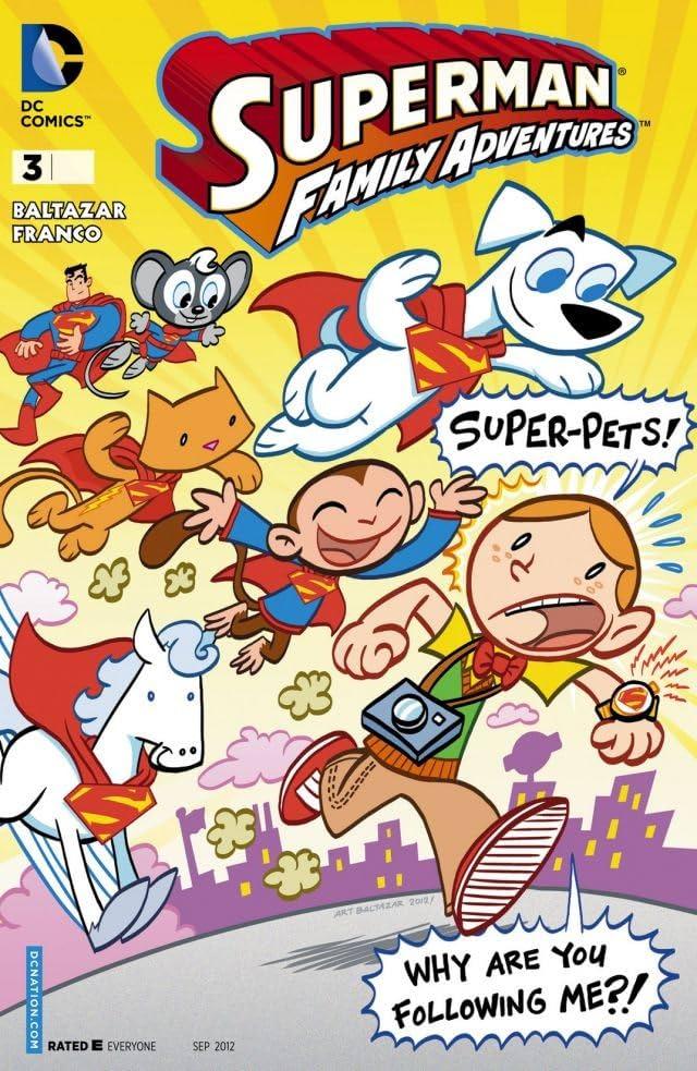 Superman Family Adventures #3