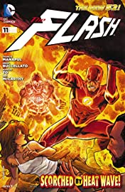 The Flash (2011-2016) #11