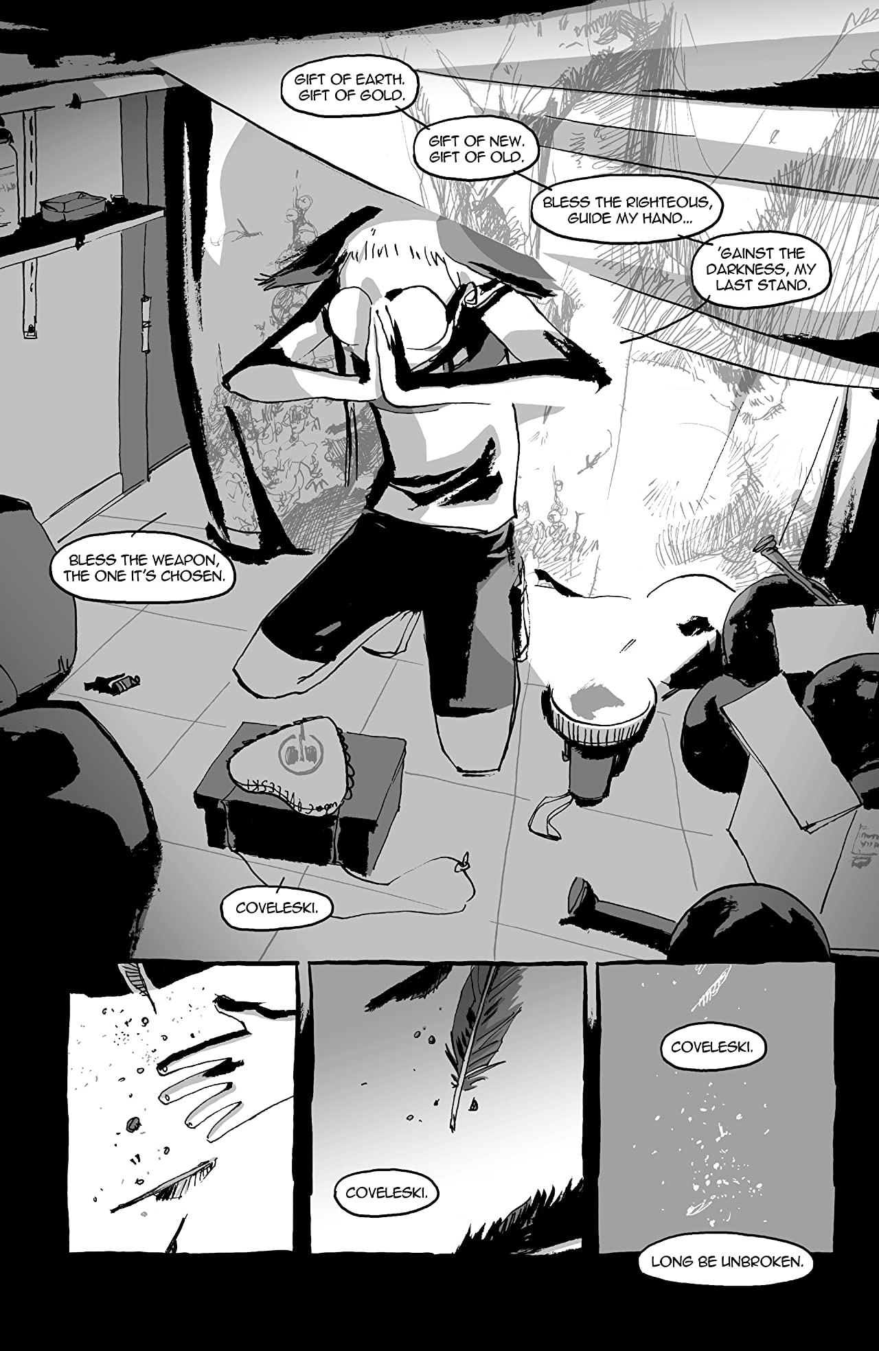 I Kill Giants #2 (of 7)