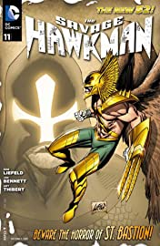 The Savage Hawkman (2011-2013) #11