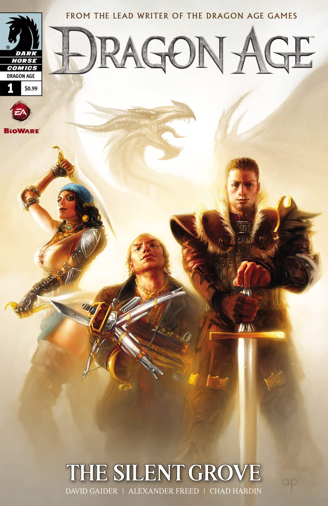 Dragon Age: The Silent Grove #1
