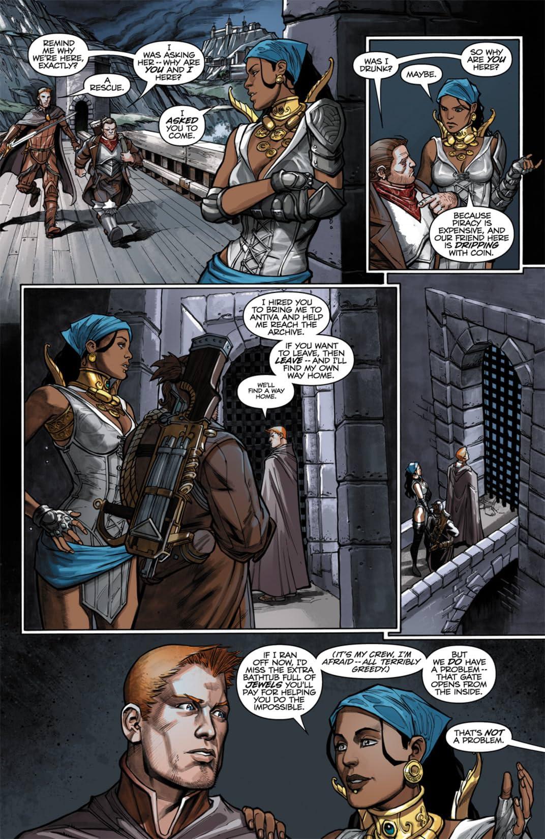Dragon Age: The Silent Grove #2