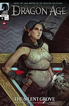 Dragon Age: The Silent Grove #5