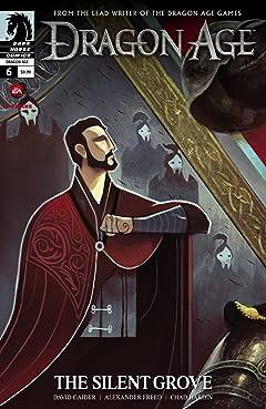 Dragon Age: The Silent Grove No.6
