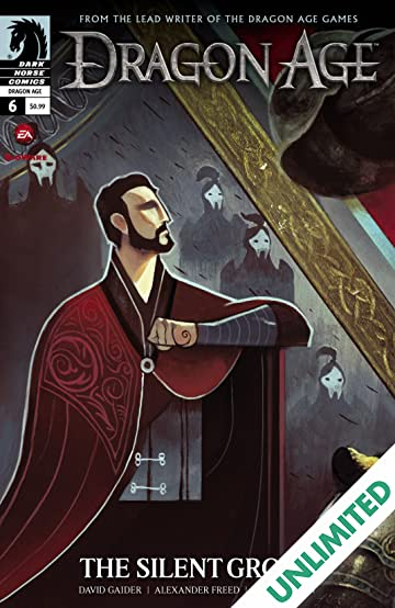 Dragon Age: The Silent Grove #6