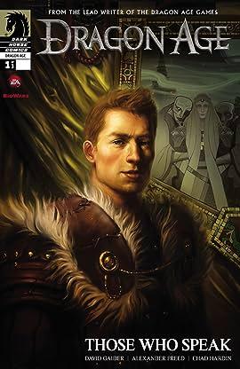 Dragon Age: Those Who Speak #1