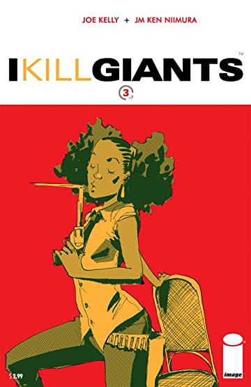 I Kill Giants #3 (of 7)