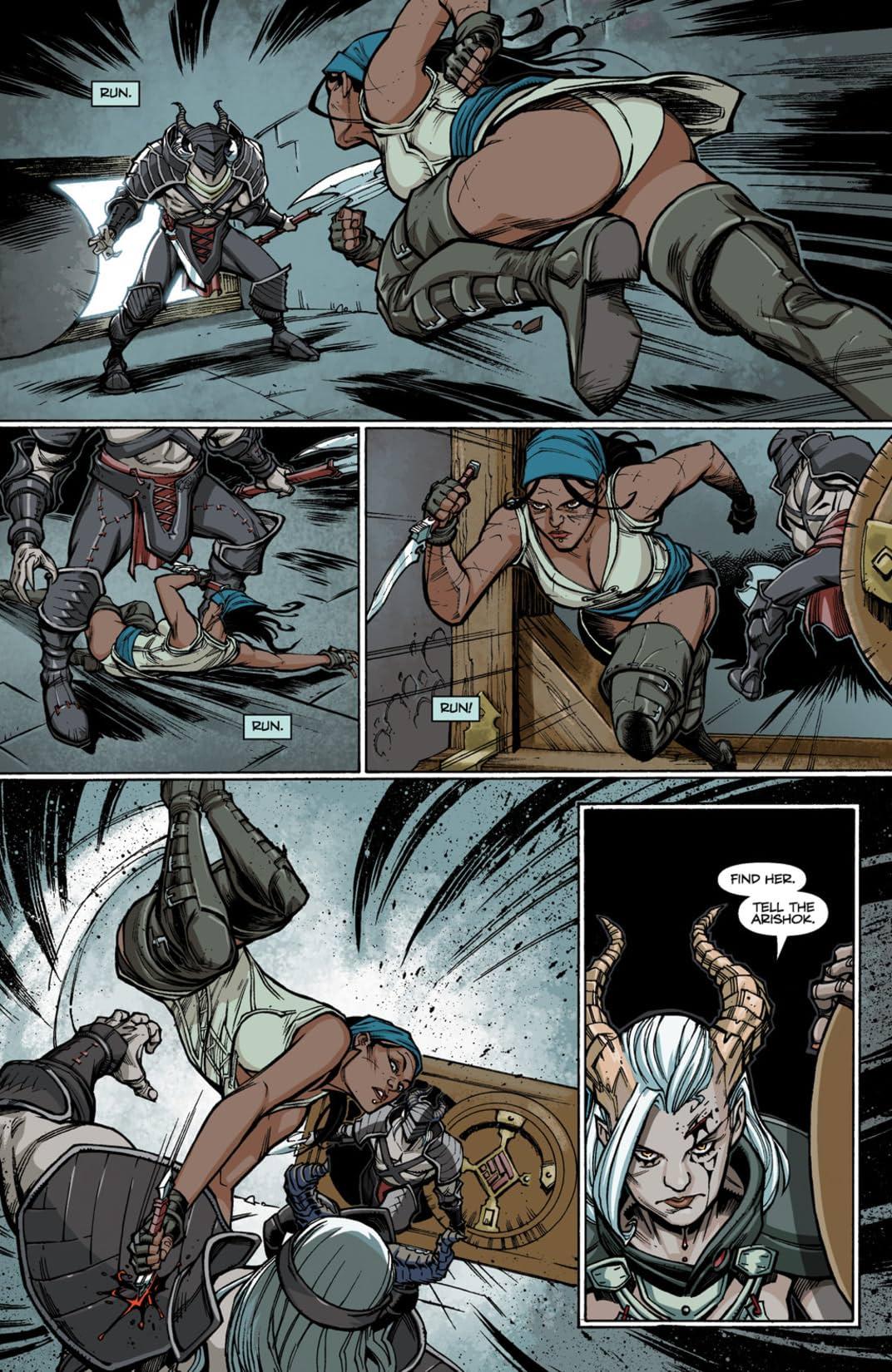 Dragon Age: Those Who Speak #3