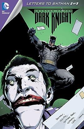 Legends of the Dark Knight (2012-2015) #8