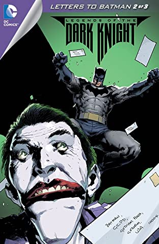 Legends of the Dark Knight (2012-2015) #8