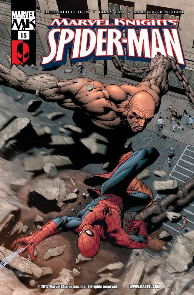 Marvel Knights Spider-Man (2004-2006) #15