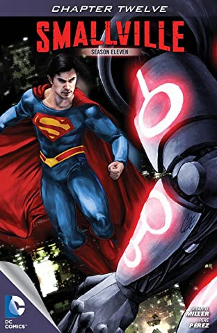 Smallville: Season 11 No.12