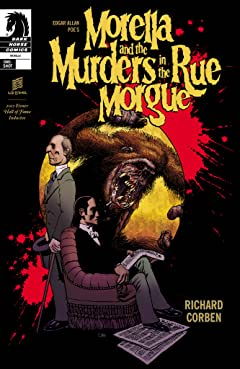 Edgar Allan Poe's Morella and the Murders in the Rue Morgue #5