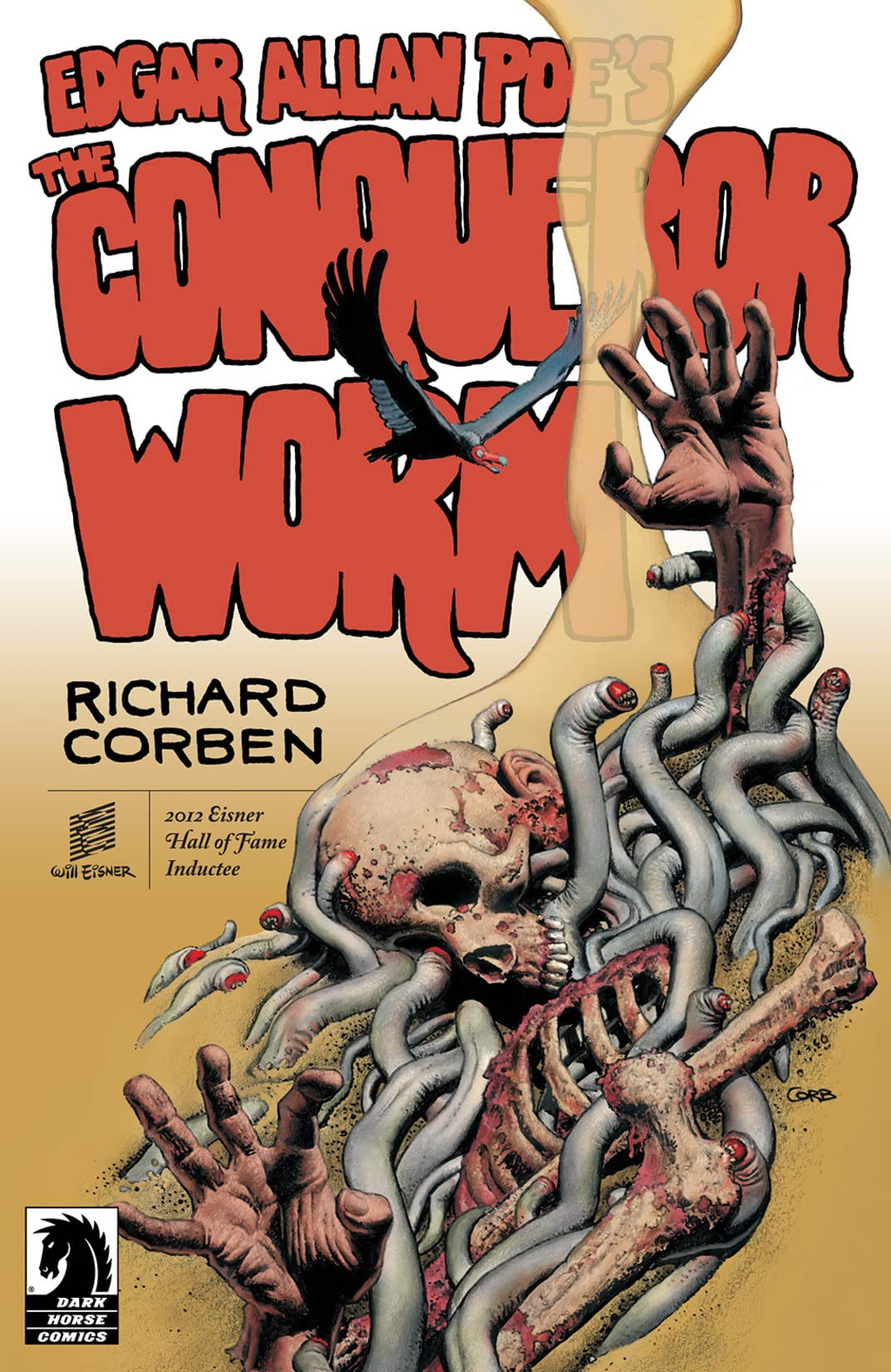 Edgar Allan Poe's The Conqueror Worm #0