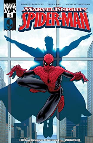 Marvel Knights Spider-Man (2004-2006) #16
