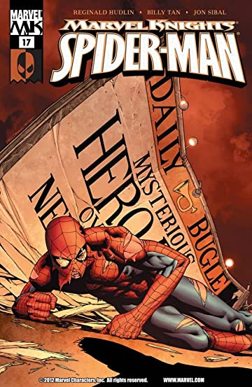 Marvel Knights Spider-Man (2004-2006) #17