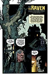 Edgar Allan Poe's The Raven and the Red Death #1