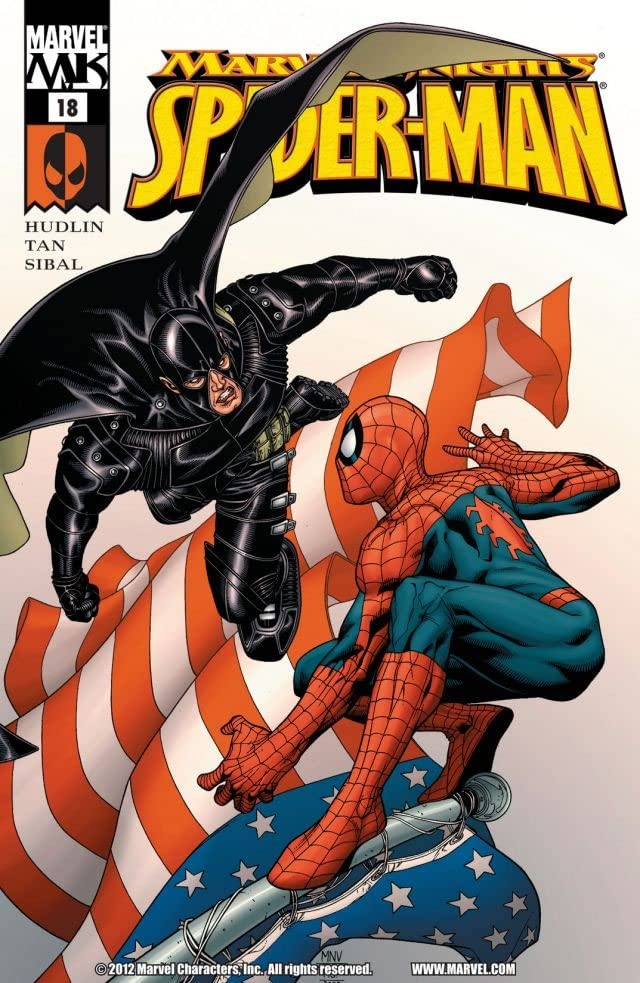 Marvel Knights Spider-Man (2004-2006) #18