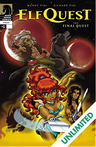 Elfquest: The Final Quest #1