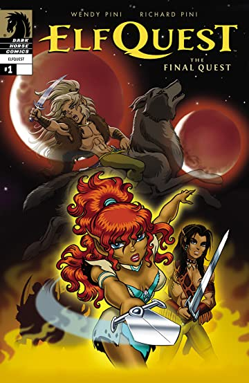 Elfquest: The Final Quest No.1